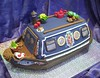Kath's 60th Birthday Barge! by the-icing-on-the-cake. (Jo)