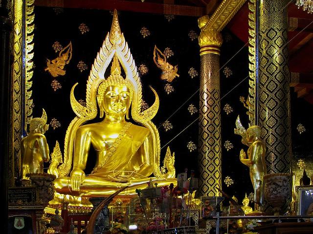 Thailand, Phitsanulok - Wat Yai