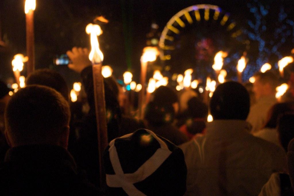 Torchlight Processional / Fireworks