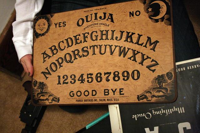 Superstitious behavior scrumwiz 39 s blog - La tavola ouija film ...