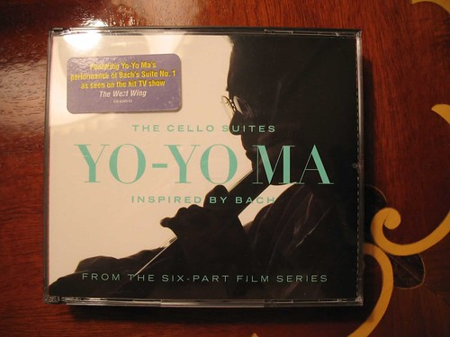 Y is for Yo-Yo Ma