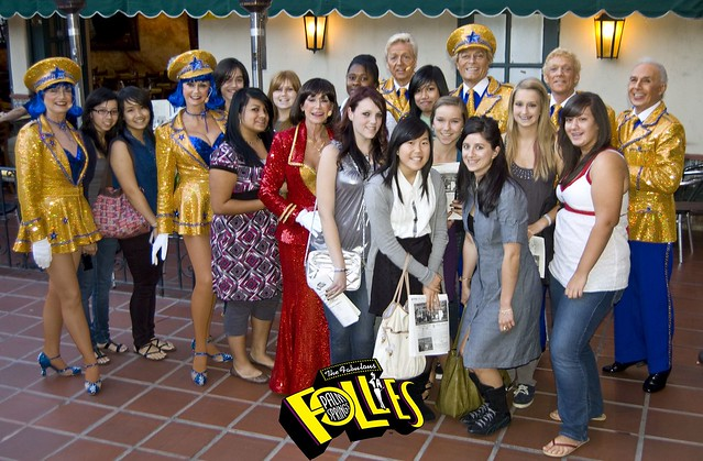 Palm Springs High School Dance Club and Follies Cast.JPG