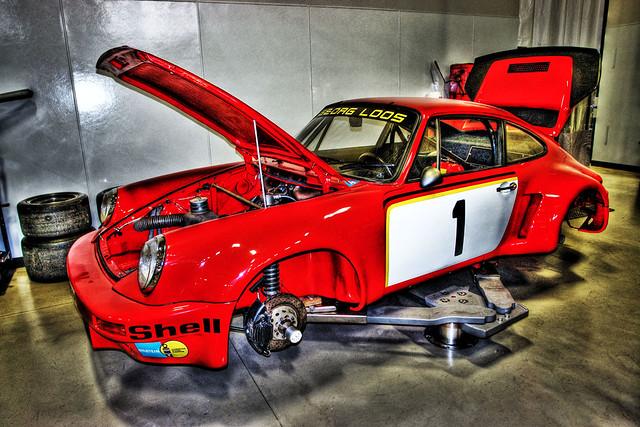 Porsche Cars Porsche 911 Racing Car