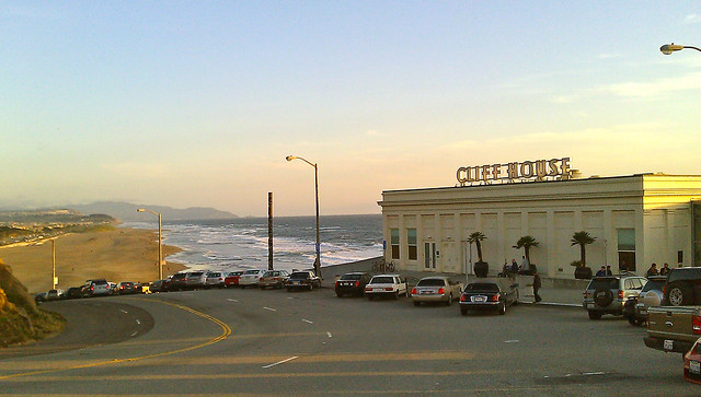 The Cliff House in San Francisco