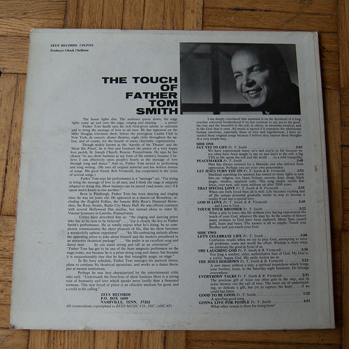 5746587673 56aac5898b The Touch of Father Tom Smith