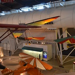 Steven F. Udvar-Hazy Center: south hangar panorama