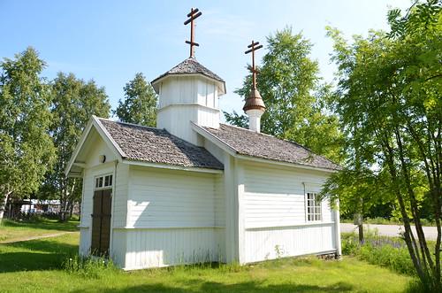finland ilomantsi hattuvaara tsasouna часовня säässynä tšasovnja
