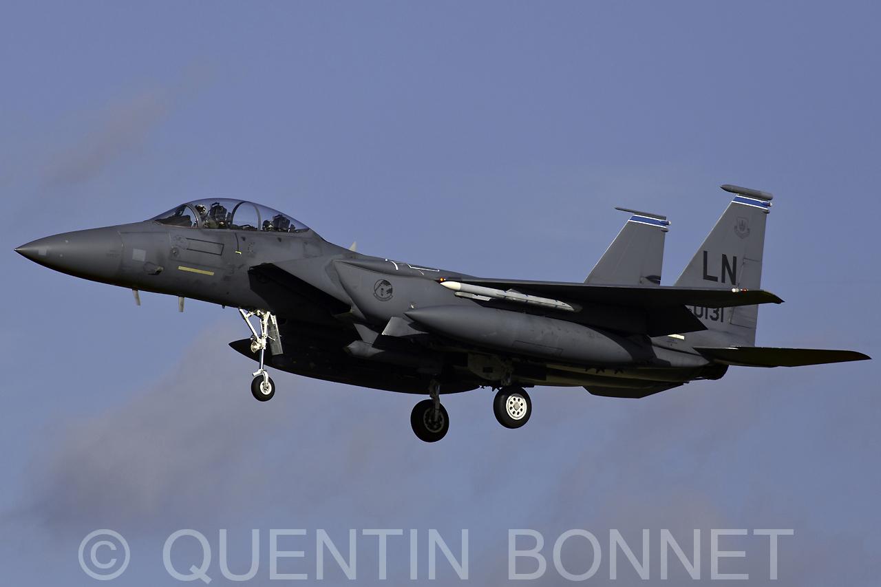 USAF McDonnell Douglas F-15C Eagle LN 98-0131