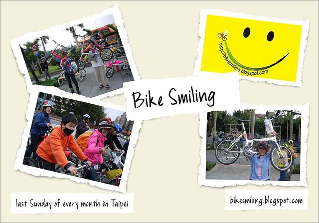 Bike Smiling