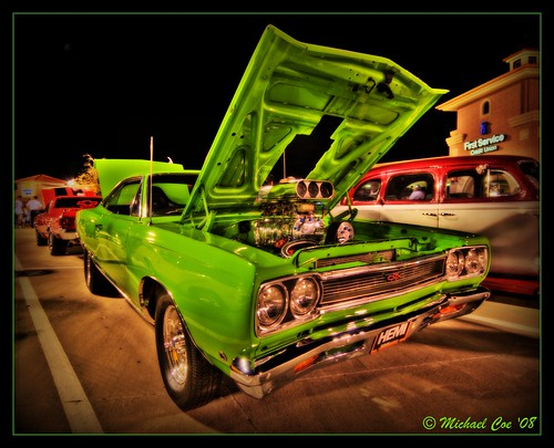 The Green Monster - Yeah,.It's Got a Hemi