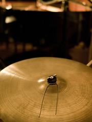 percussion, close-up, cymbal,