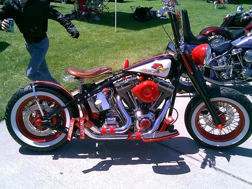Rat rod bike 1