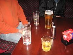 alcohol(1.0), distilled beverage(1.0), liqueur(1.0), spritz(1.0), beer cocktail(1.0), drink(1.0), cocktail(1.0), beer(1.0), alcoholic beverage(1.0),