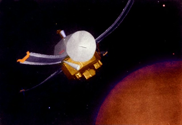mariner 9 spacecraft - photo #9
