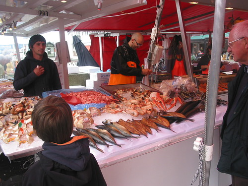 Fish Market of Bergen