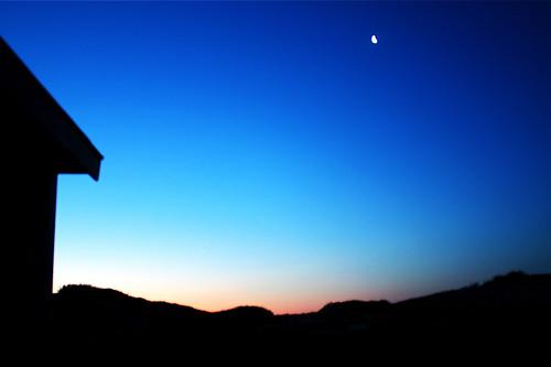 moon sunrise dawn provincetown capecod bostonist duneshacklife