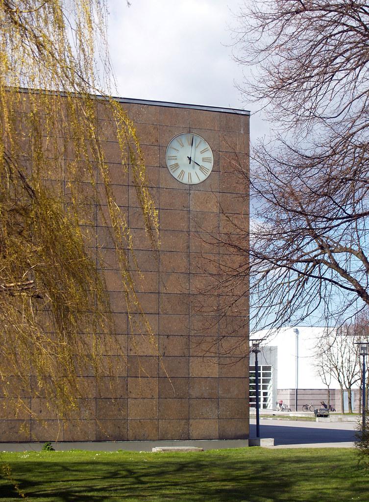 arne jacobsen, rødovre town hall, 1952-1956