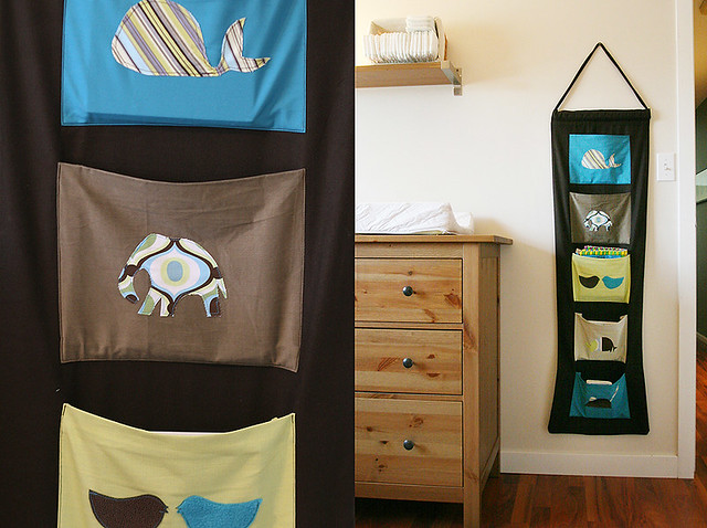 Wall Pocket Organizer Flickr Photo Sharing