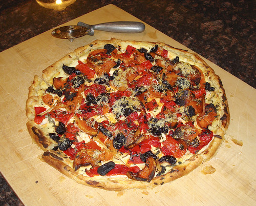 Roasted Vegetable Tart | Flickr - Photo Sharing!