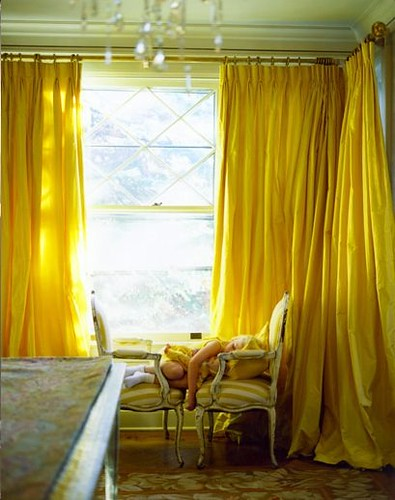 paul costello dreamy yellow
