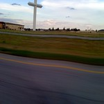 the biggest cross in the western hemisphere