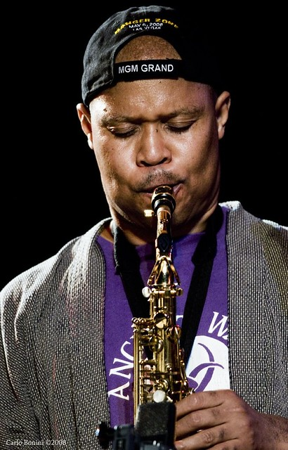 Steve Coleman And Five Elements On The Edge Of Tomorrow