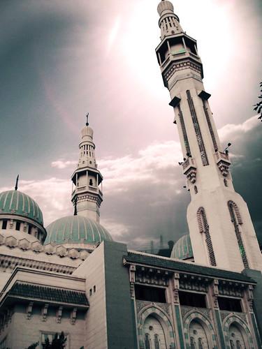 Abu Bakr mosque by Ranoush.