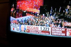McCain Wins Democratic Nomination!