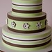 Rouv's Wedding Cake by Rouvelee's Creations