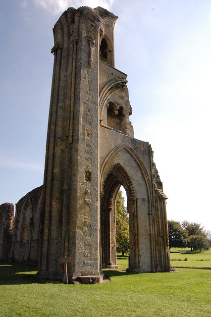 Glastonbury Abbey DSC_0101