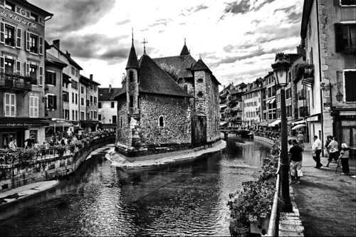 ..Castle in Annecy..