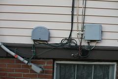 Internet wiring