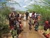 Eric Corton maakt reportages in Kenia