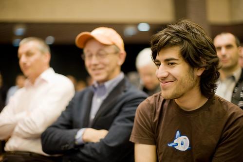 Bob Young & Aaron Swartz