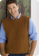 Free Crochet Pattern Mens Vest : Crochet Mens Vest Flickr - Photo Sharing!