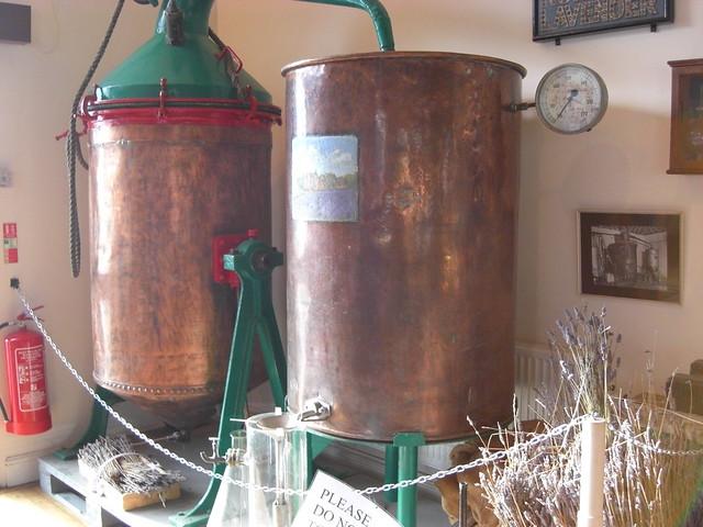Lavender Distillery