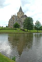 2008.05 NORMANDIE - Abbaye de Cerisy