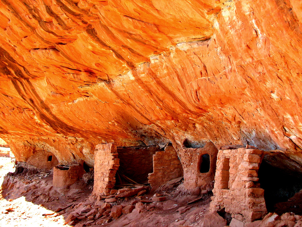 Anasazi Ruin by Red Dirt Dawg