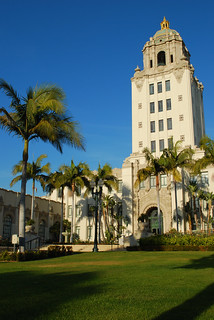 Image of Beverly Hills City Hall. beverlyhills
