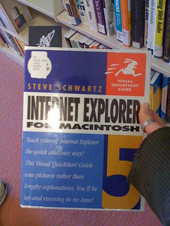 Internet Explorer 5 for Macintosh