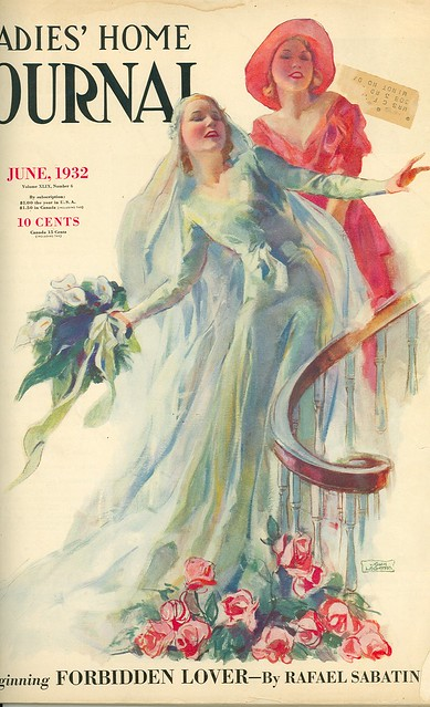 June, 1932 Ladies' Home Journal