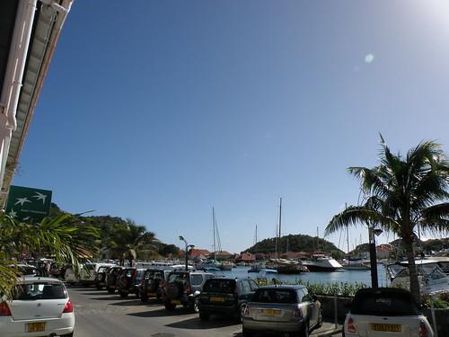 ocean cruise st harbor village harbour olympus caribbean barts barth gustavia barthelemy sp570