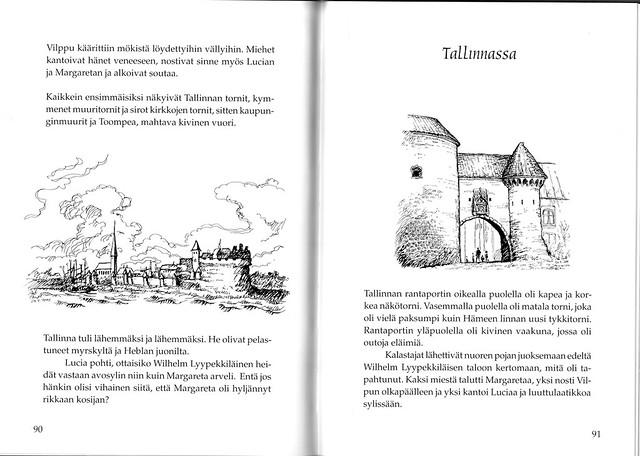 Views of Tallinn,  illustration 2006