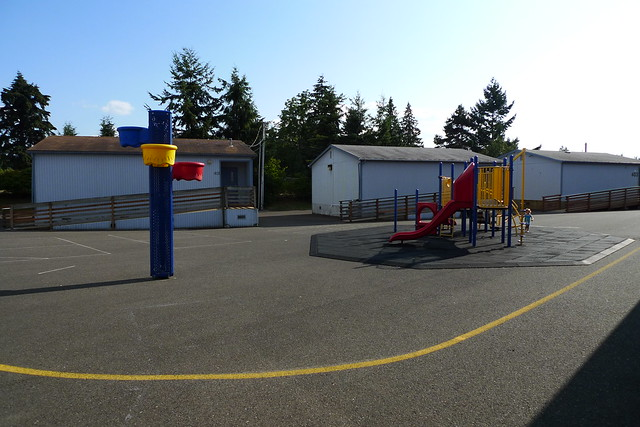 Meadow Ridge Elementary School Small Play Area Flickr Photo Sharing