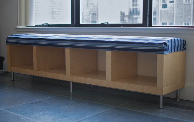 lack shelving bench flickr photo sharing