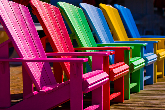 Colorful Chairs (Explore 5-12-11)