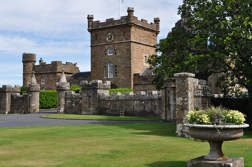 Culzean Castle, Maybole, South Ayrshire, Ecosse, Grande-Bretagne, Royaume-Uni.
