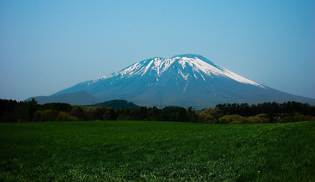 Photo:Mt. Iwate By:ehnmark