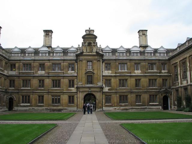 Clare College Cambridge University Flickr Photo Sharing