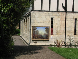 Image of Hospitium. york art history museum outdoor paintings culture nationalgallery trust museums grandtour yorkartgallery yorkmuseumstrust